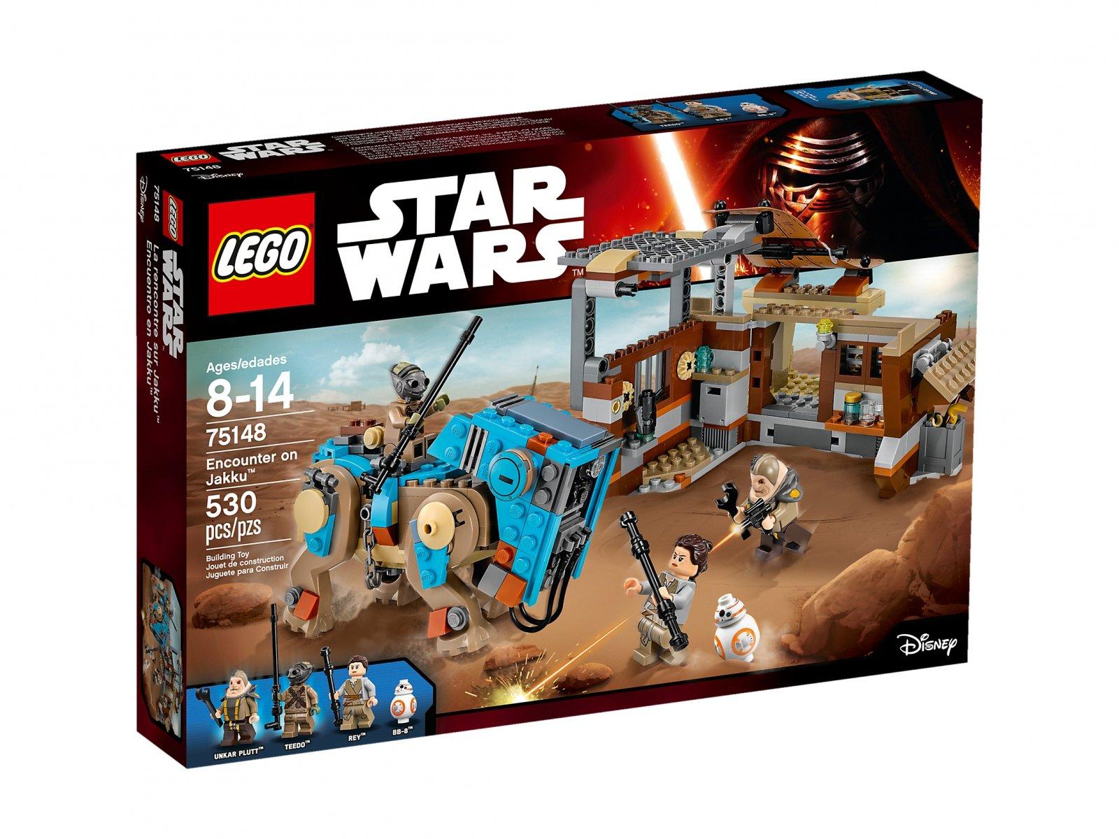 LEGO 75148 Spotkanie na Jakku