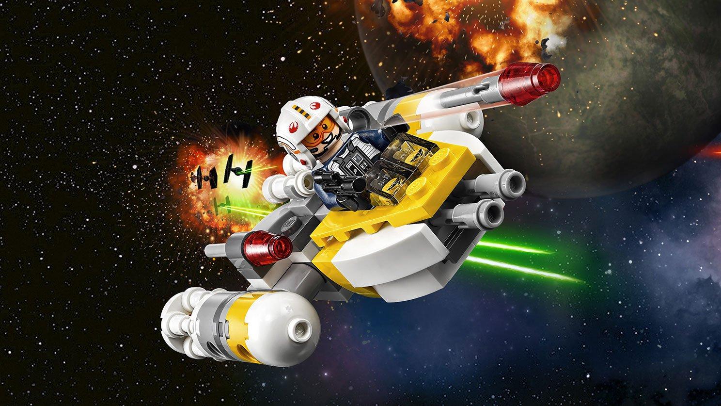 LEGO Star Wars™ Y-Wing™ 75162