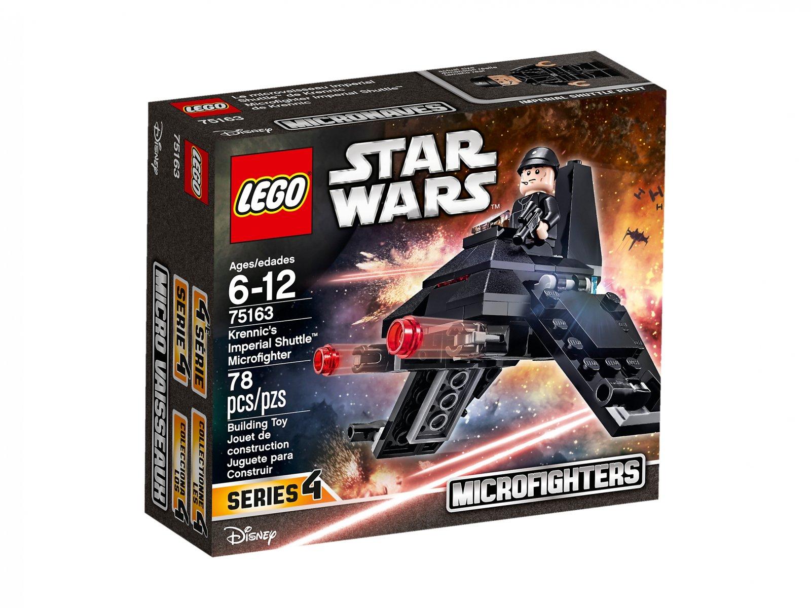 LEGO Star Wars™ 75163 Imperialny wahadłowiec Krennica™