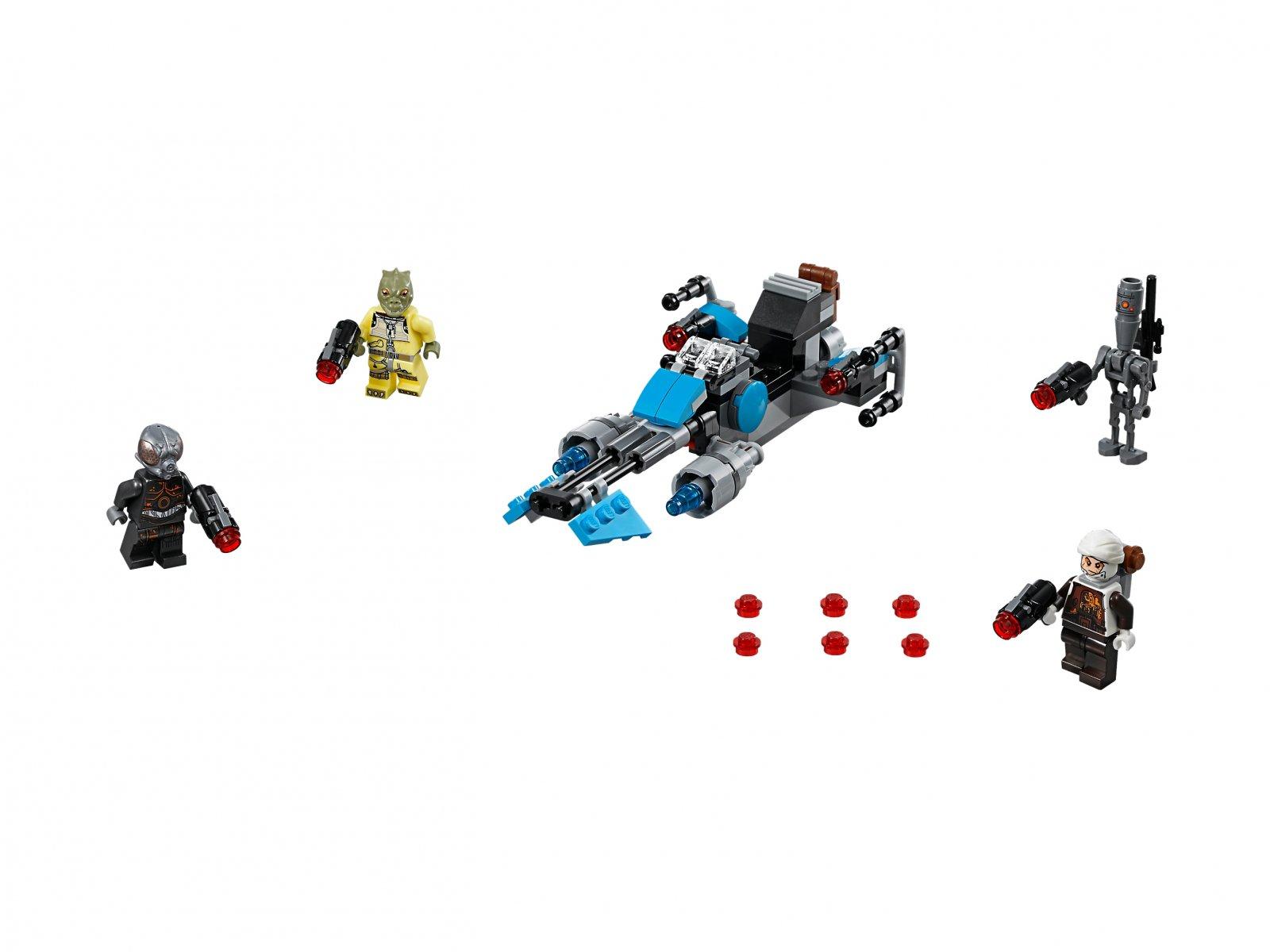 LEGO 75167 Star Wars™ Ścigacz Łowcy nagród™