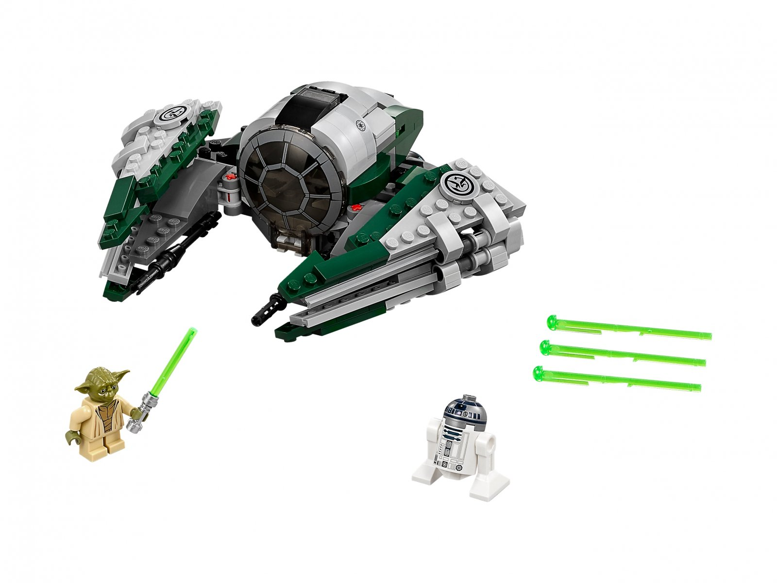 LEGO 75168 Jedi Starfighter Yody™