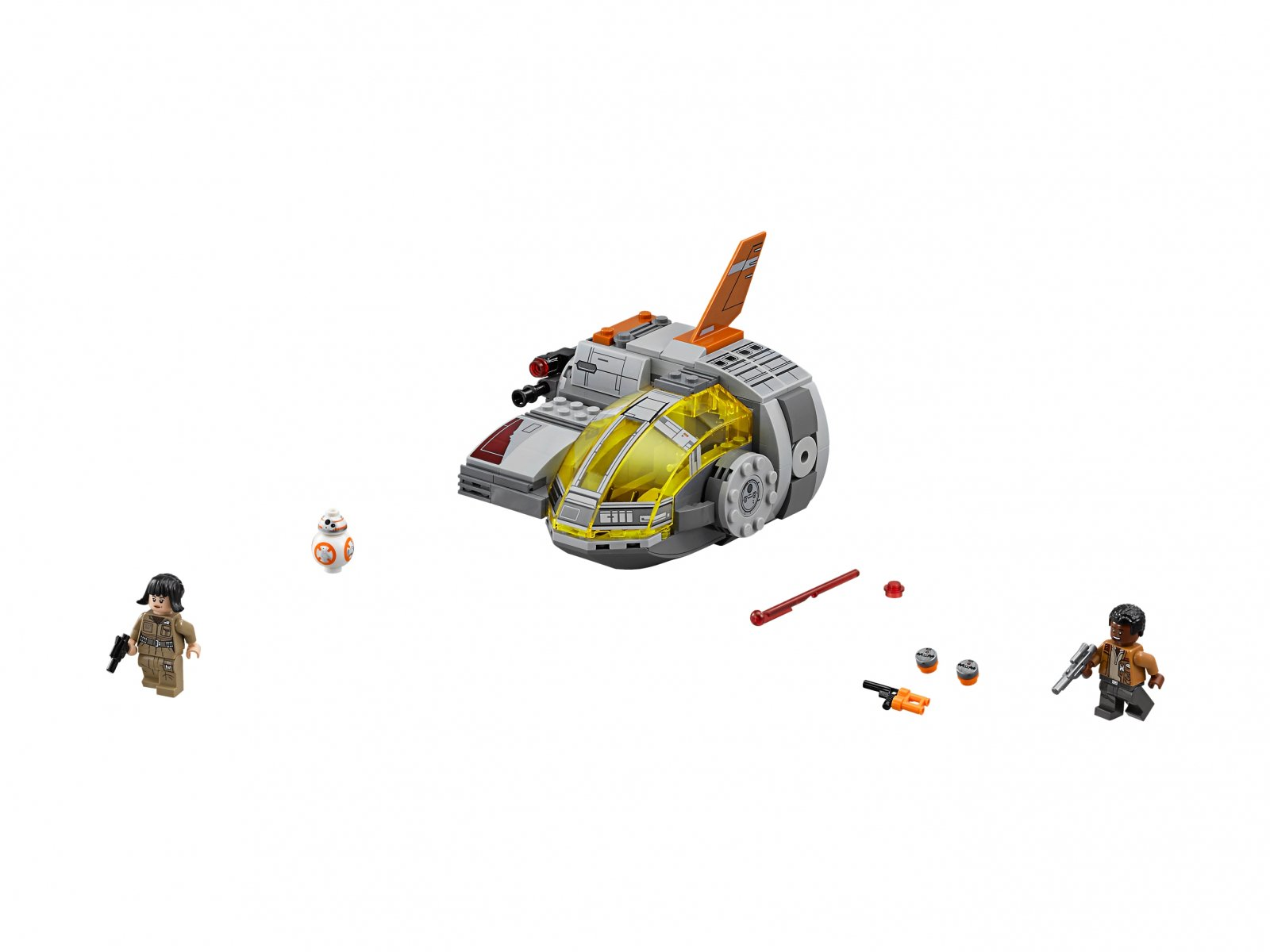 LEGO 75176 Pojazd transportowy Ruchu Oporu™