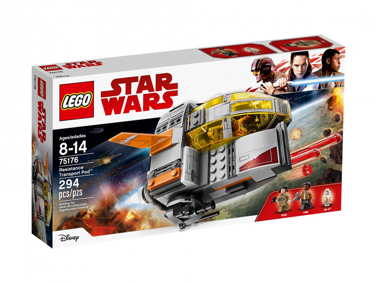 LEGO Star Wars™ Pojazd transportowy Ruchu Oporu™ 75176
