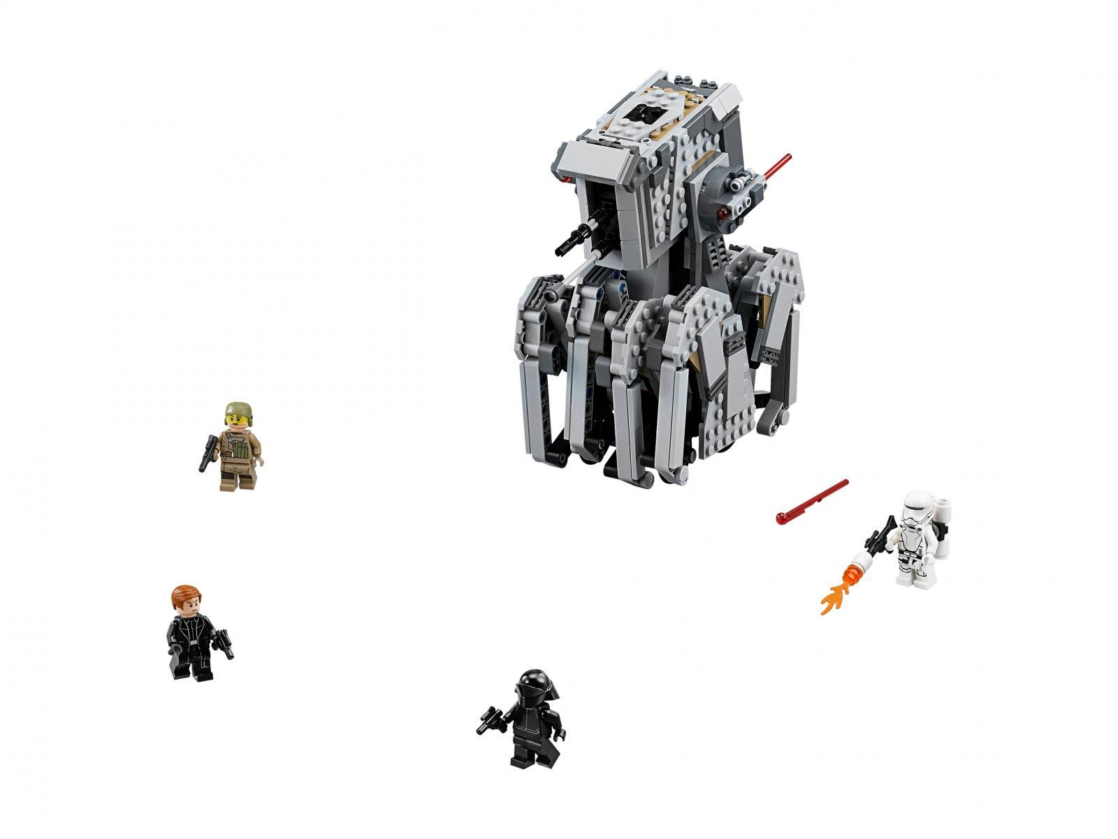 LEGO Star Wars™ 75177 Ciężki zwiadowca Najwyższego Porządku™