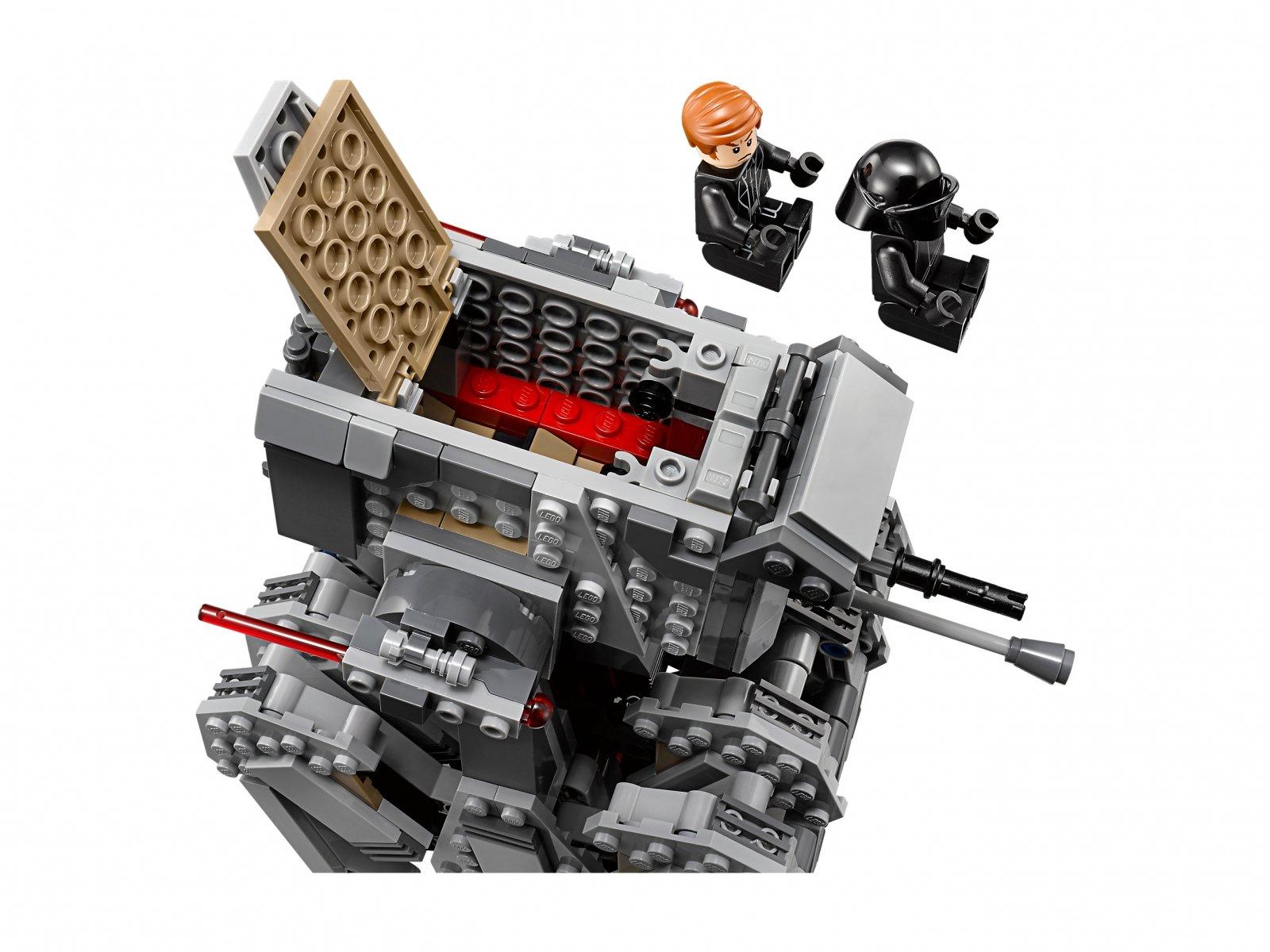 LEGO Star Wars™ Ciężki zwiadowca Najwyższego Porządku™ 75177