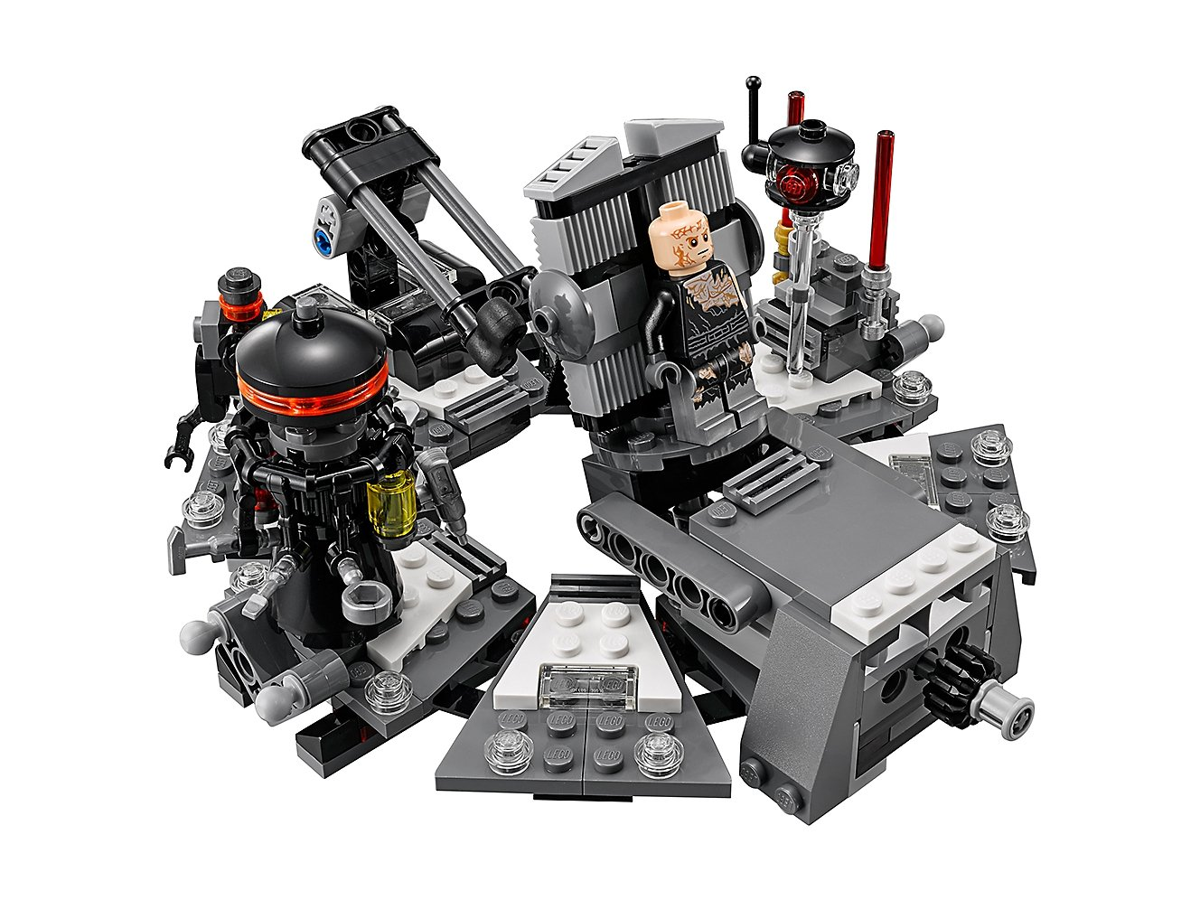 LEGO Star Wars™ Transformacja Dartha Vadera™ 75183