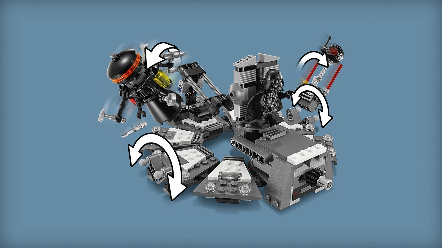 LEGO 75183 Transformacja Dartha Vadera™