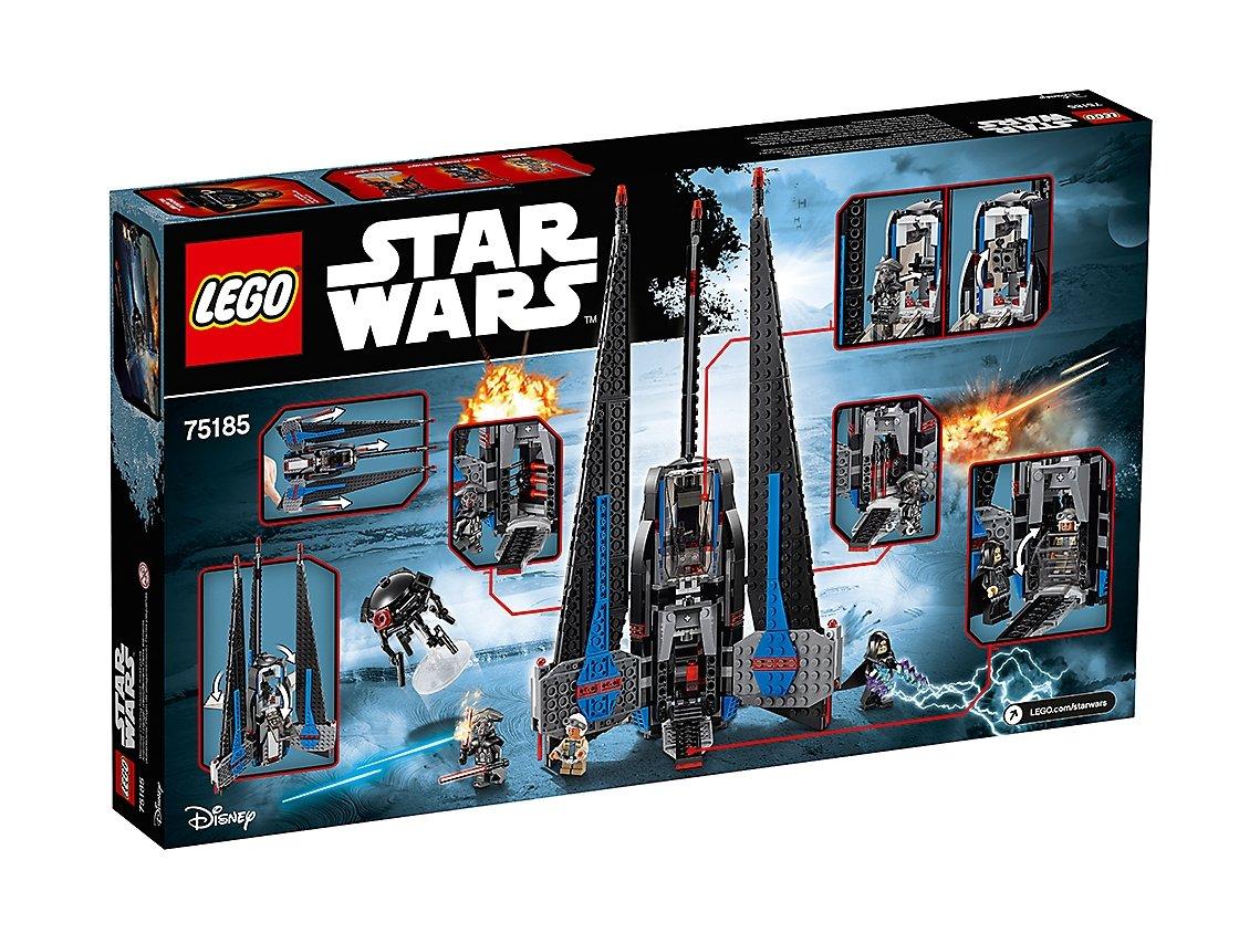 LEGO Star Wars™ Zwiadowca I 75185