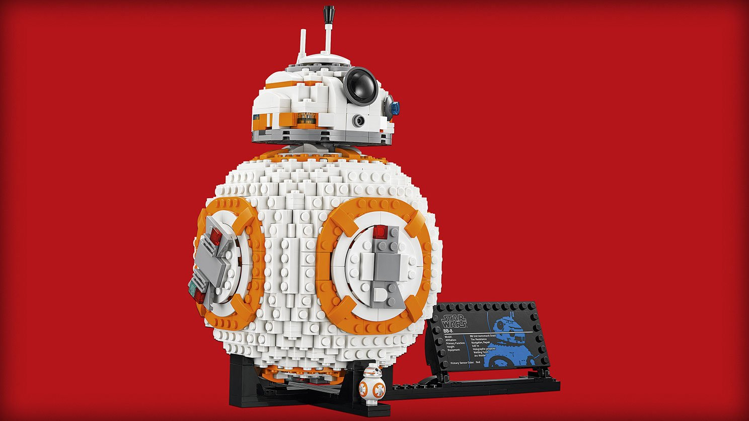 LEGO Star Wars™ BB-8™ 75187