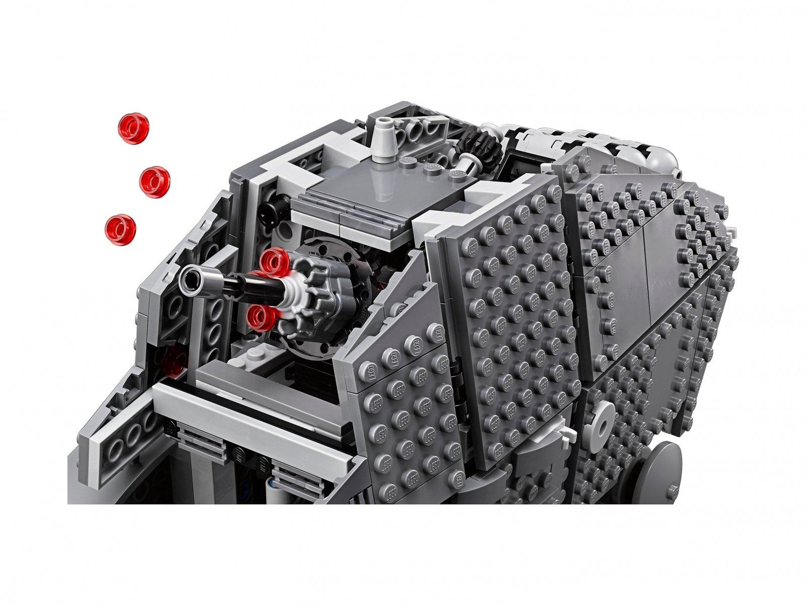 LEGO Star Wars™ Ciężka maszyna krocząca Najwyższego Porządku™