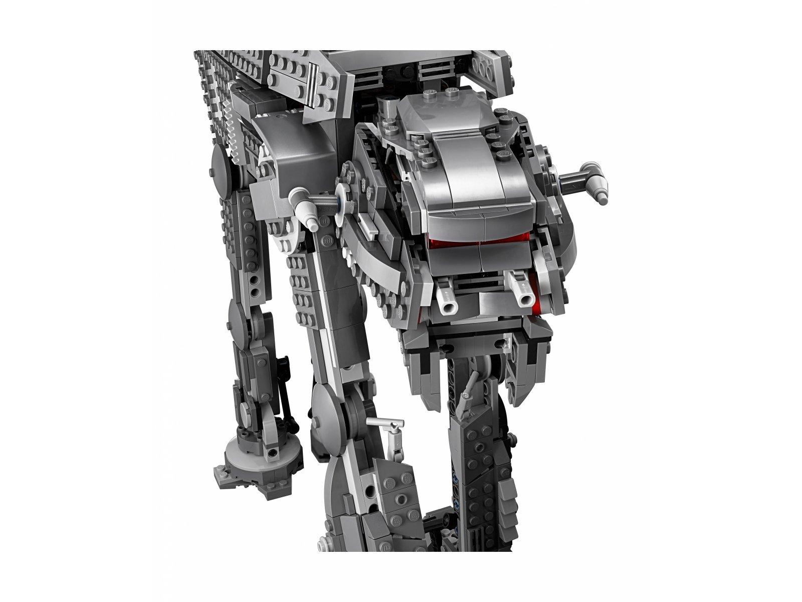 LEGO 75189 Star Wars™ Ciężka maszyna krocząca Najwyższego Porządku™
