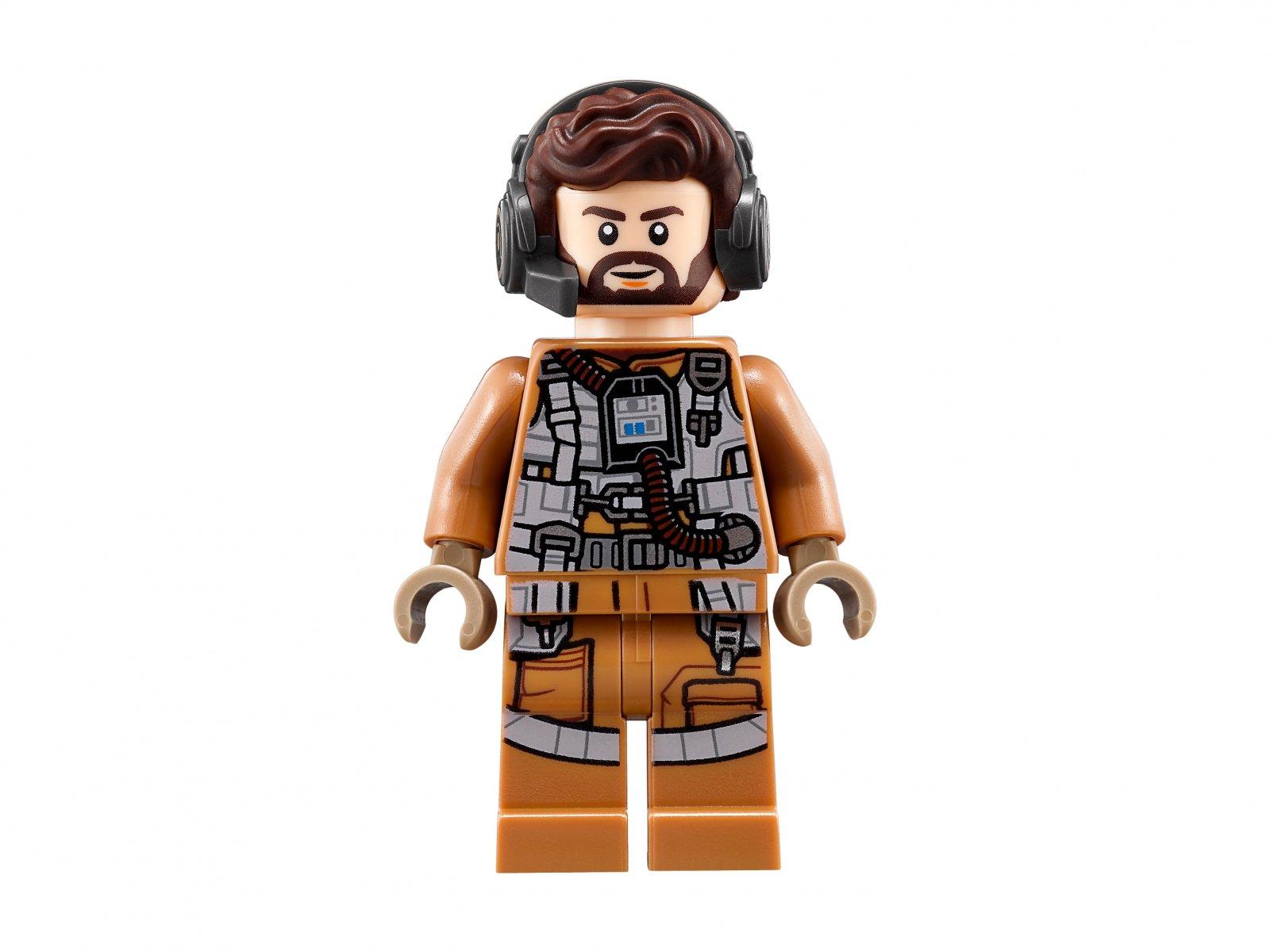 LEGO Star Wars™ Ski Speeder™ kontra Maszyna krocząca Najwyższego Porządku™