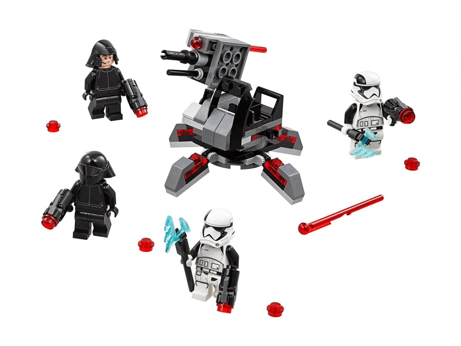 LEGO Star Wars™ 75197 Najwyższy Porządek