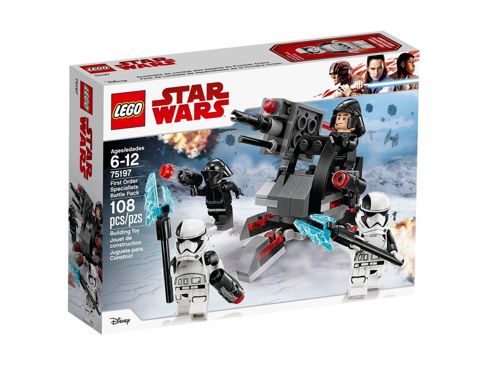 LEGO 75197 Najwyższy Porządek