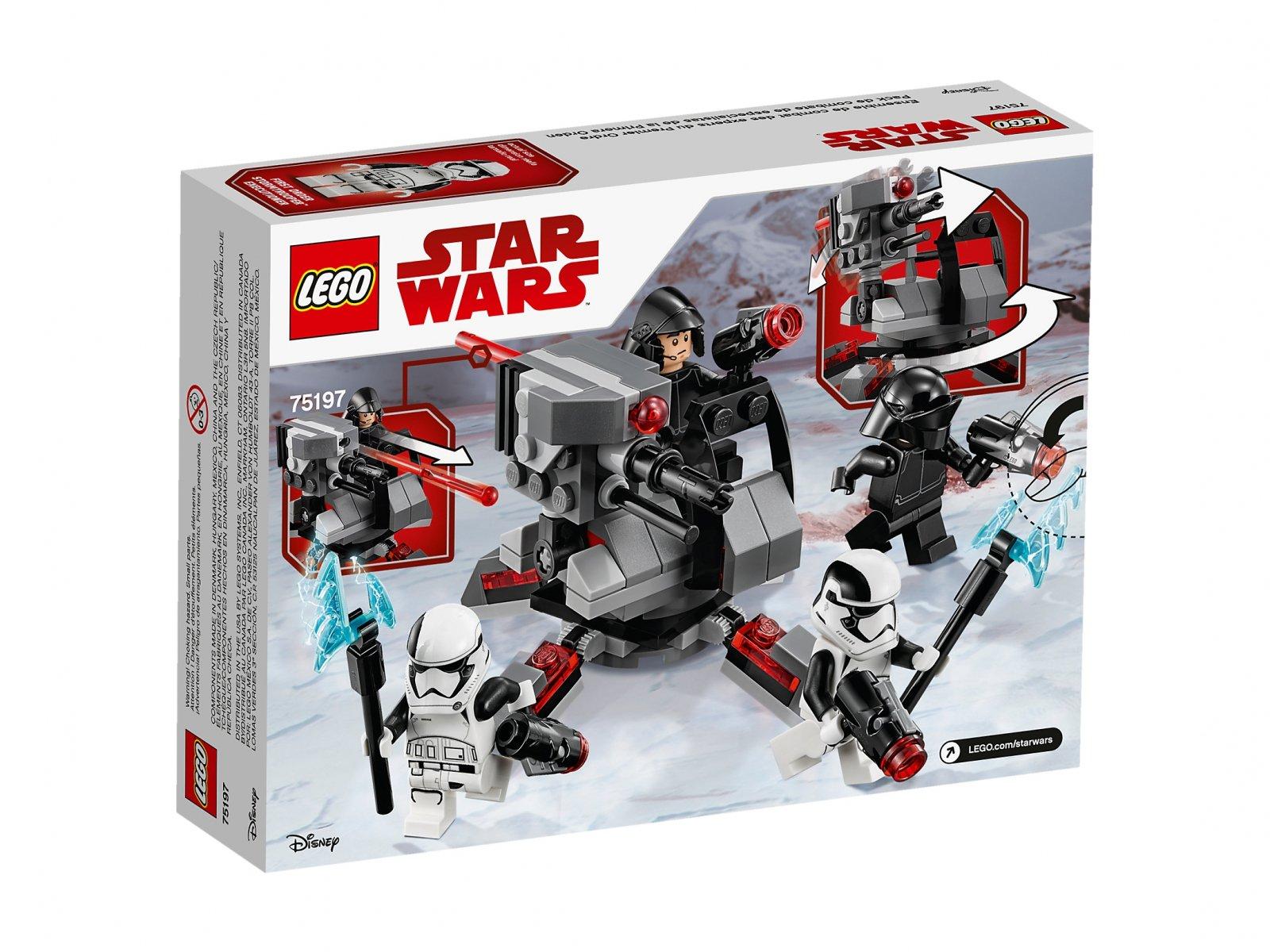 LEGO 75197 Star Wars™ Najwyższy Porządek