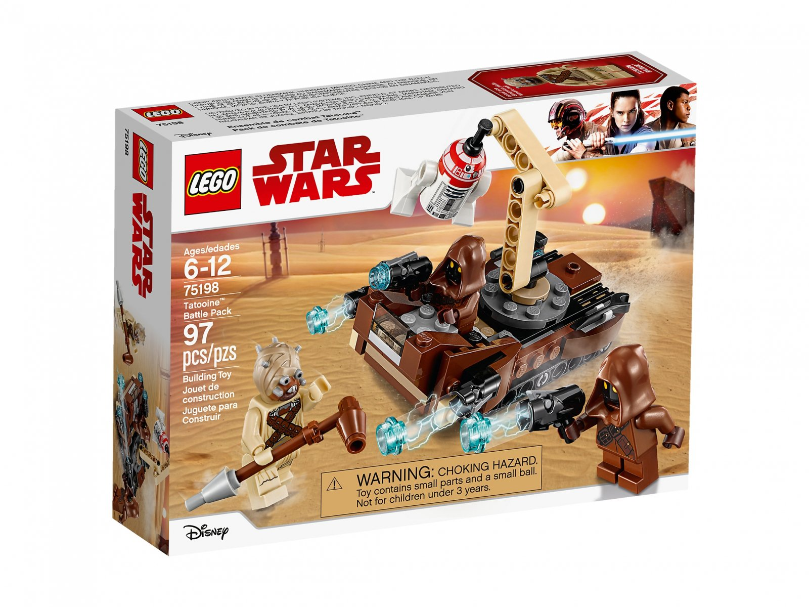LEGO Star Wars™ 75198 Tatooine™