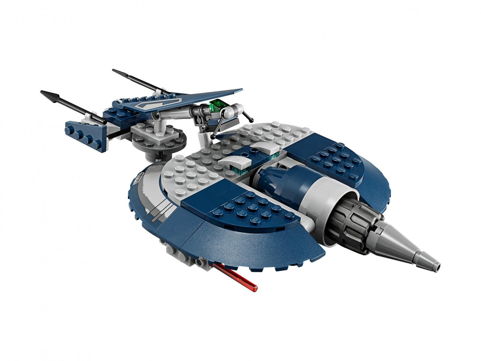LEGO Star Wars™ Ścigacz bojowy generała Grievousa 75199