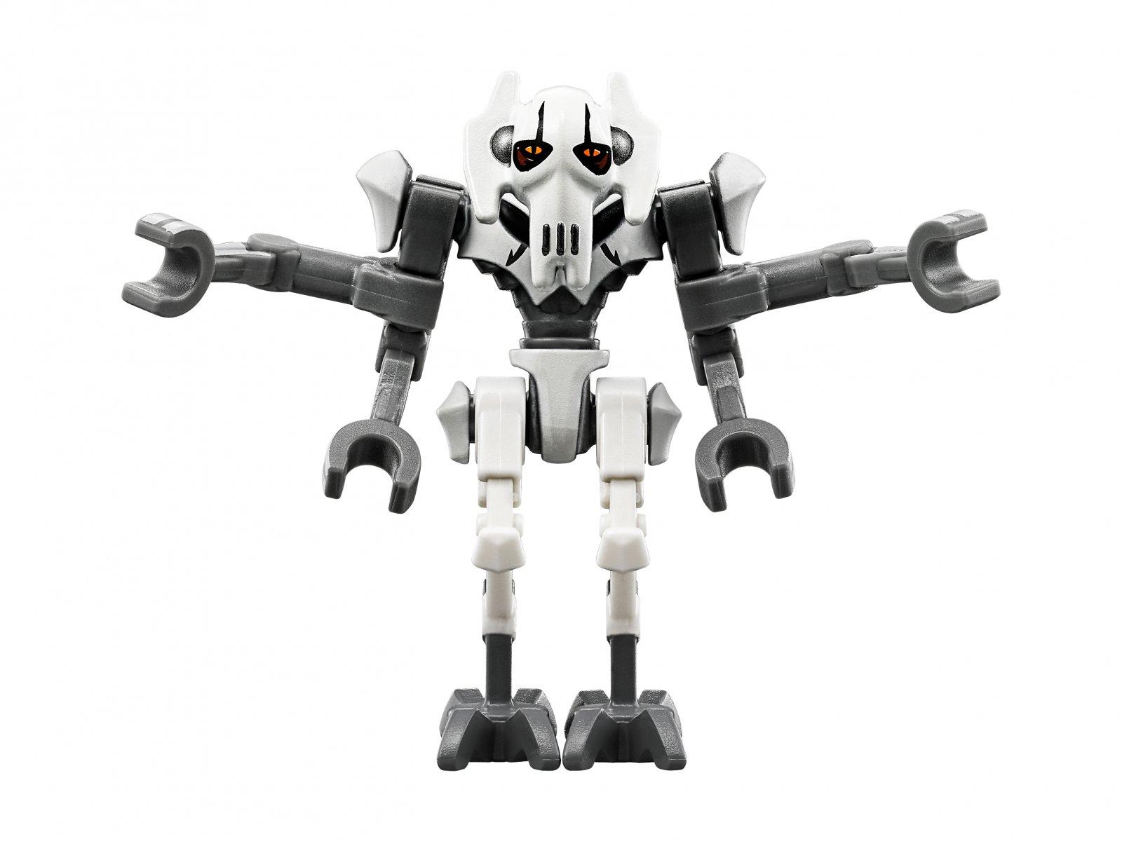 LEGO Star Wars™ Ścigacz bojowy generała Grievousa