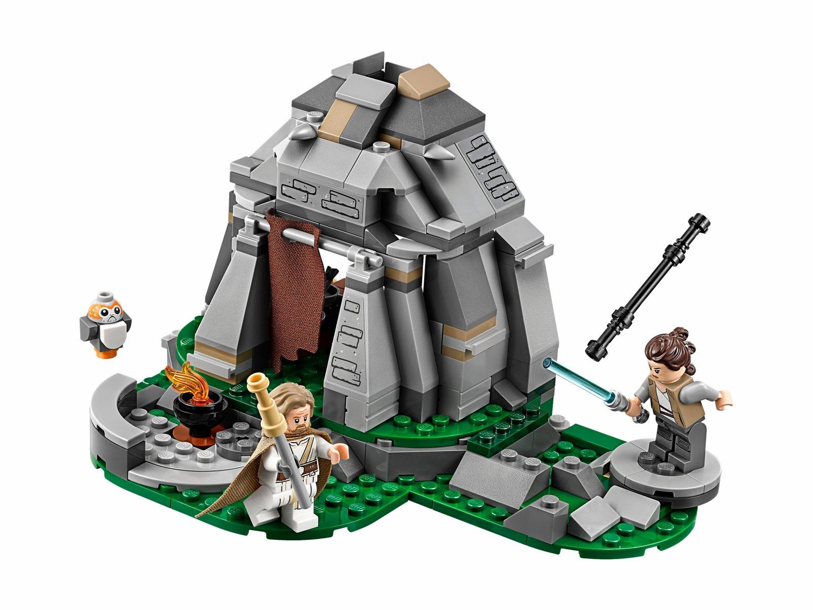 LEGO Star Wars™ 75200 Szkolenie na wyspie Ahch-To
