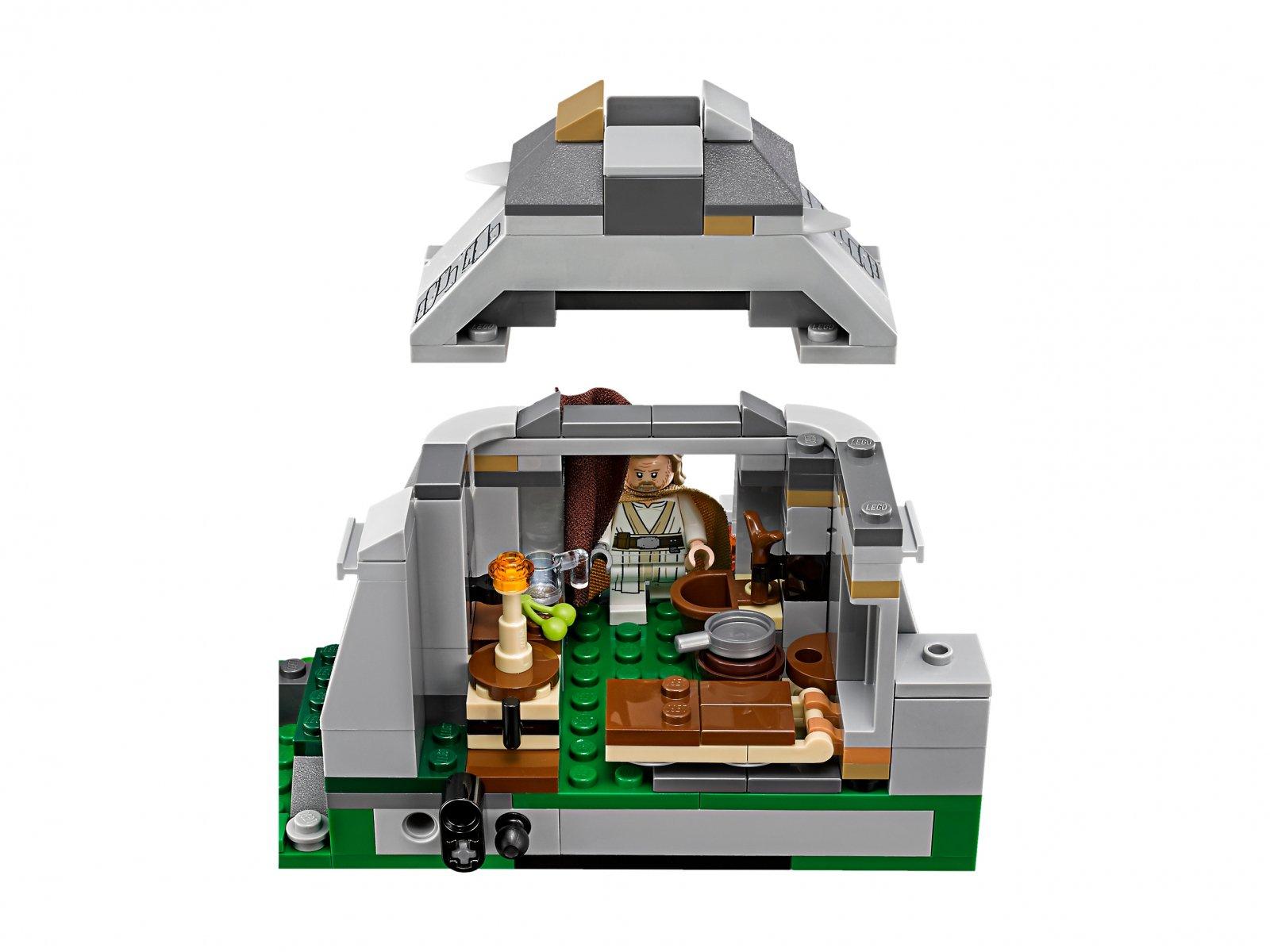 LEGO 75200 Star Wars™ Szkolenie na wyspie Ahch-To