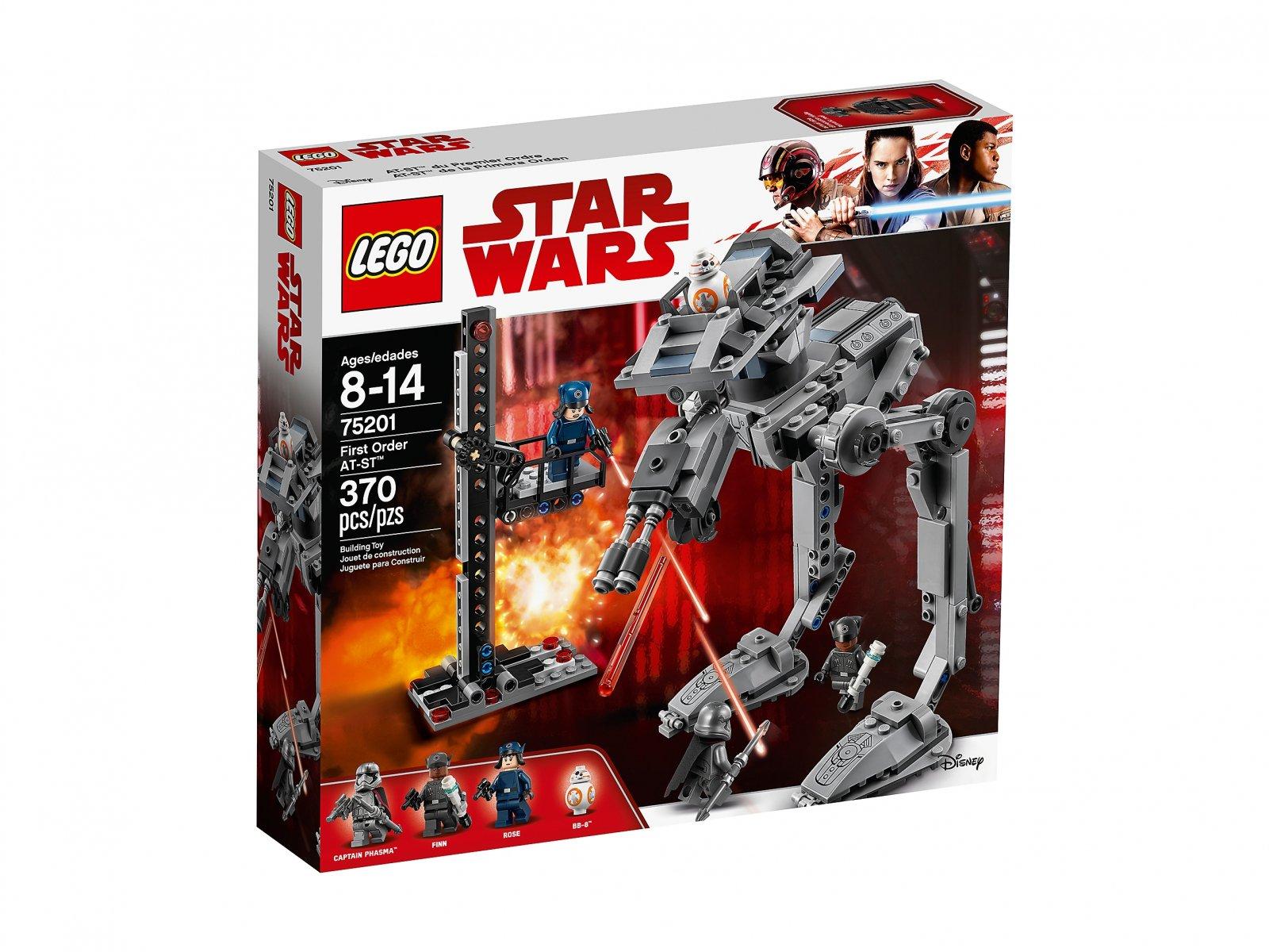 LEGO Star Wars™ AT-ST Najwyższego Porządku™