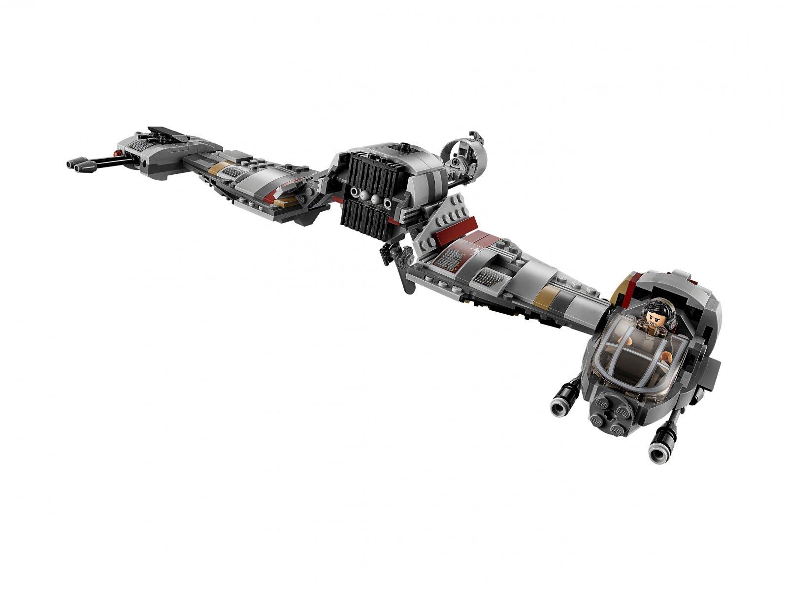 LEGO Star Wars™ Obrona Crait