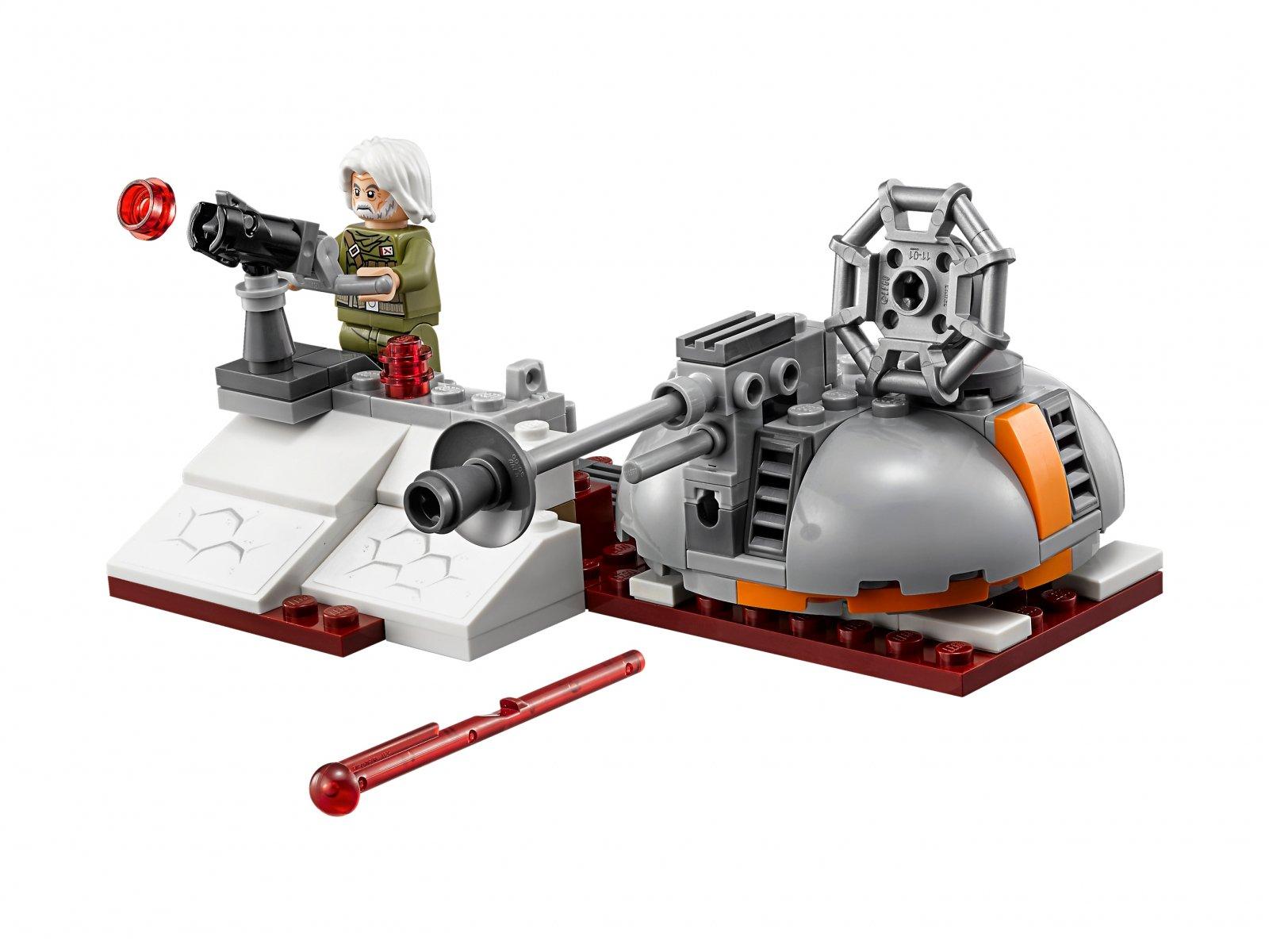 LEGO Star Wars™ Obrona Crait 75202