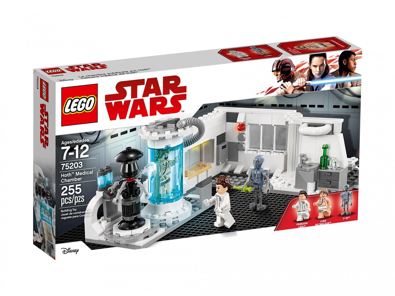 LEGO Star Wars™ 75203 Komora medyczna na Hoth™