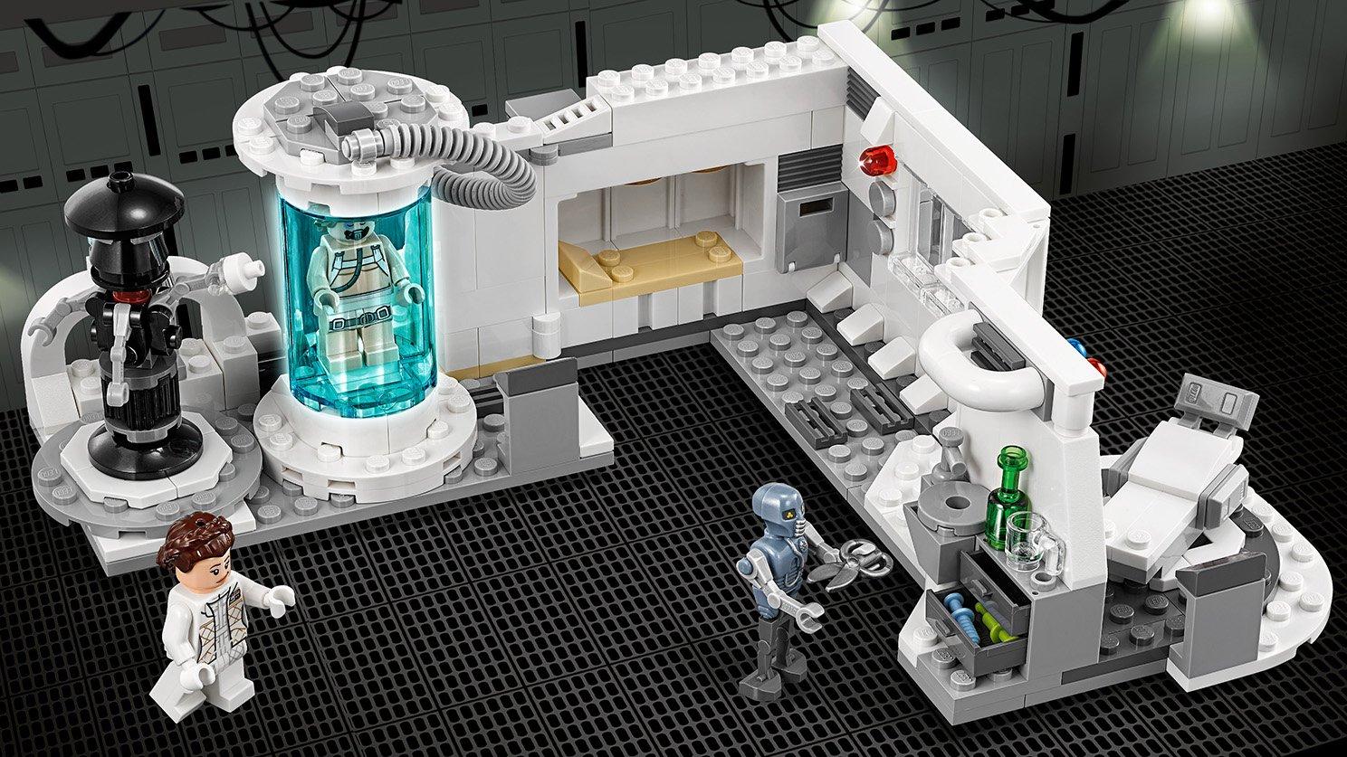 LEGO Star Wars™ Komora medyczna na Hoth™