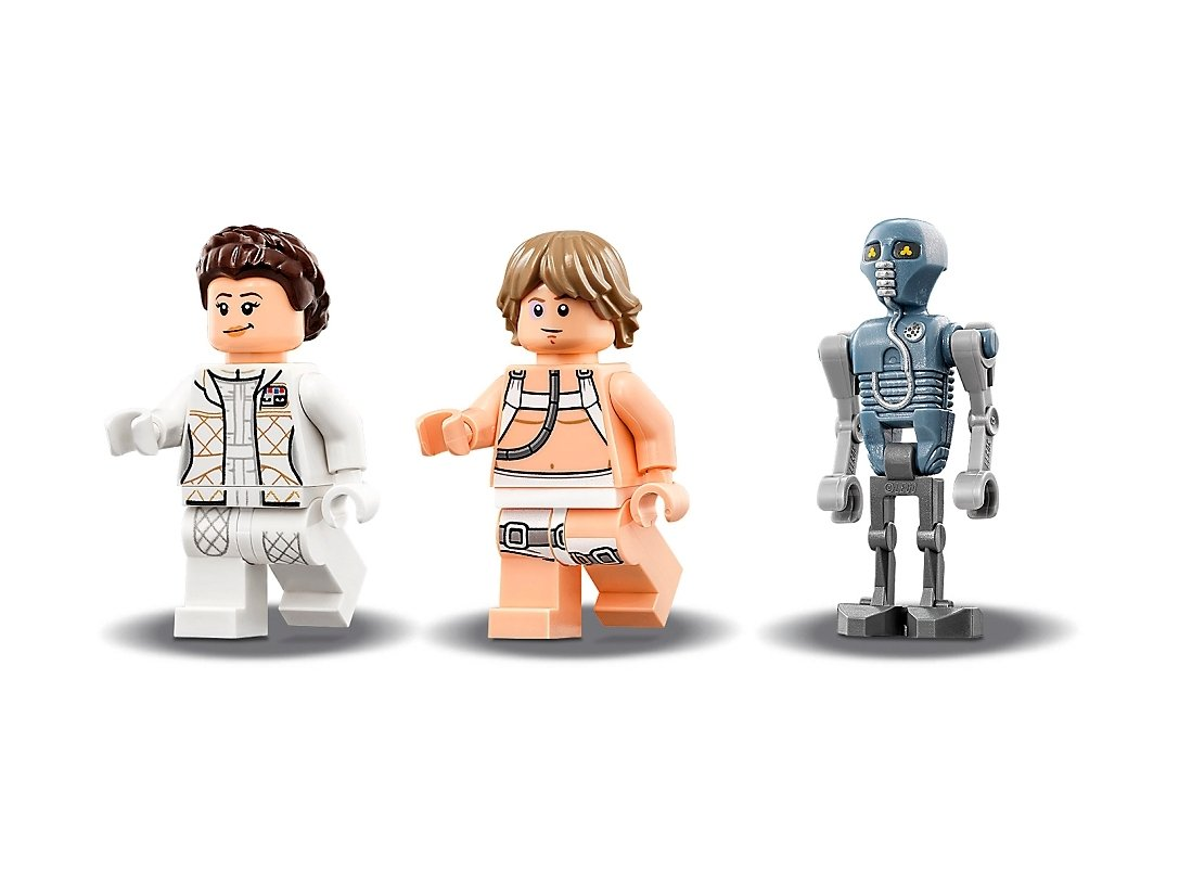 LEGO Star Wars™ Komora medyczna na Hoth™ 75203