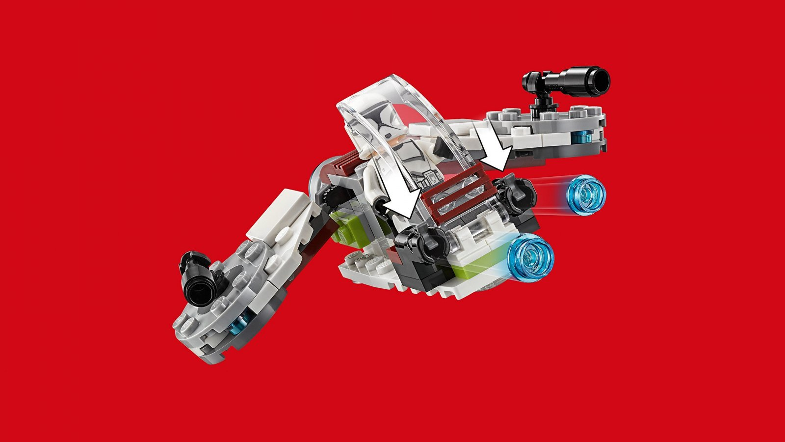 LEGO 75206 Jedi™ i żołnierze armii klonów™