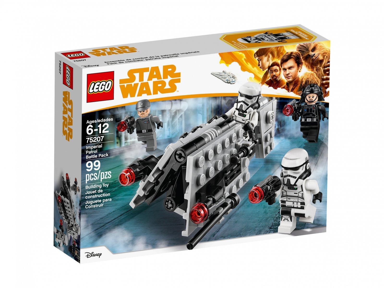 LEGO Star Wars™ 75207 Imperialny patrol