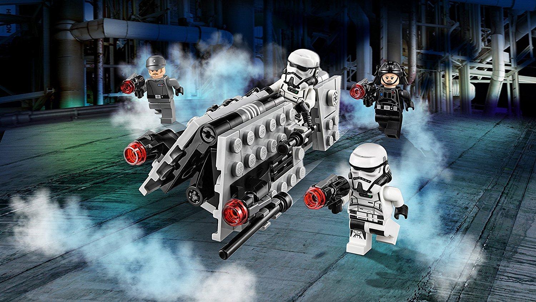 LEGO 75207 Imperialny patrol