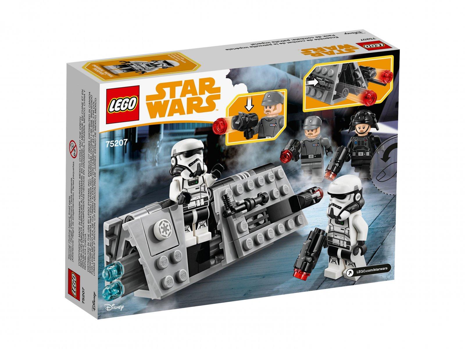 LEGO 75207 Star Wars™ Imperialny patrol