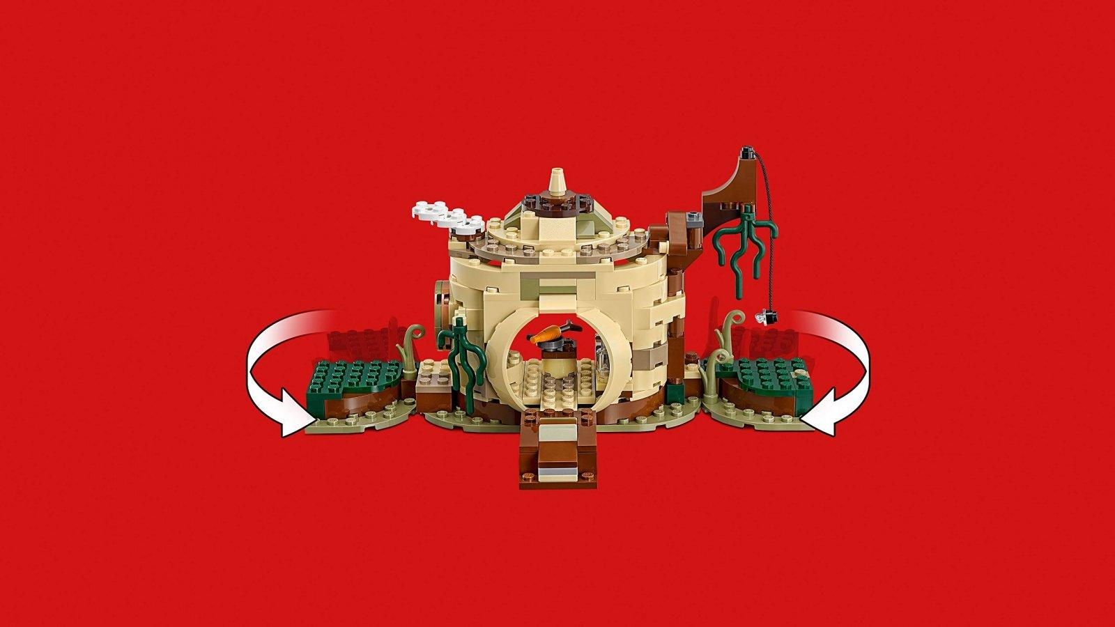 LEGO 75208 Star Wars™ Chatka Yody