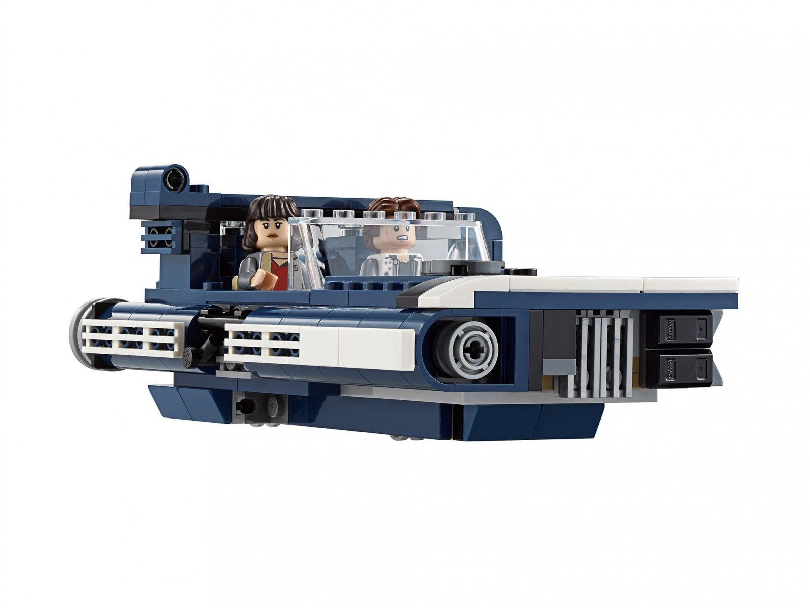 LEGO Star Wars™ Śmigacz Hana Solo™ 75209