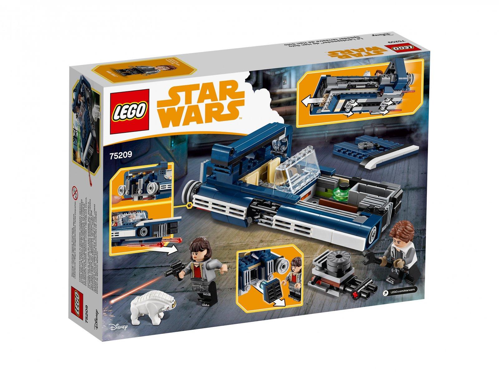 LEGO Star Wars™ Śmigacz Hana Solo™