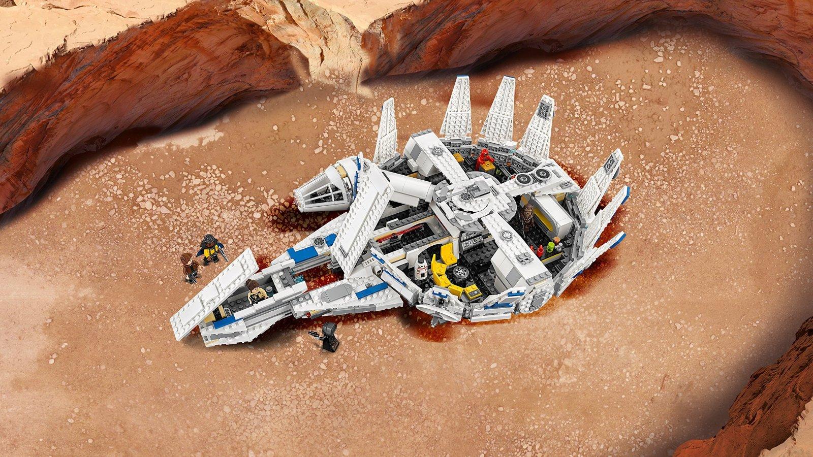 LEGO Star Wars™ 75212 Sokół Millennium™