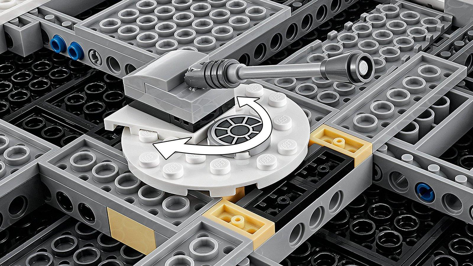 LEGO Star Wars™ Sokół Millennium™ 75212