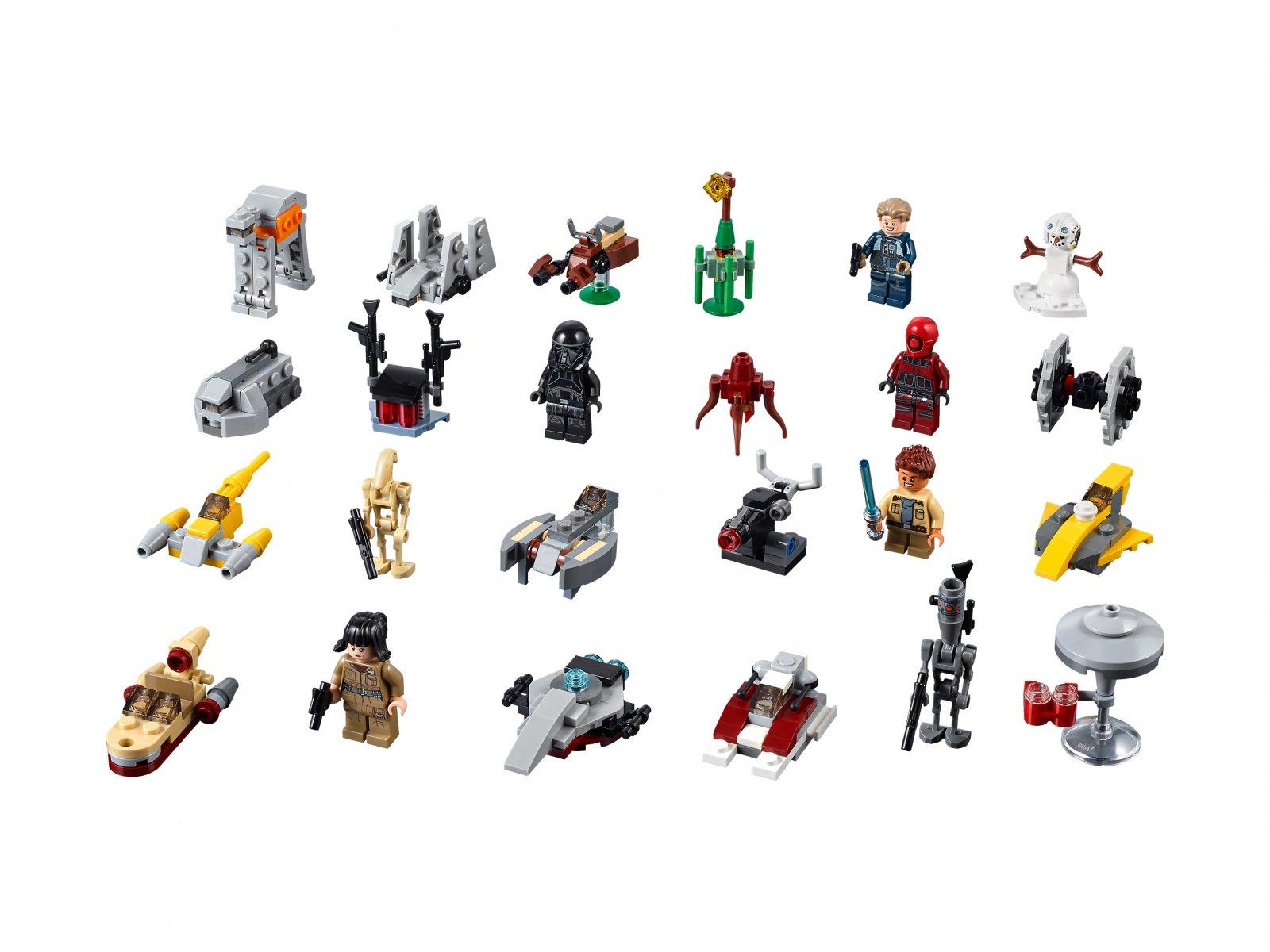 LEGO Star Wars™ Kalendarz adwentowy LEGO® Star Wars™ 75213