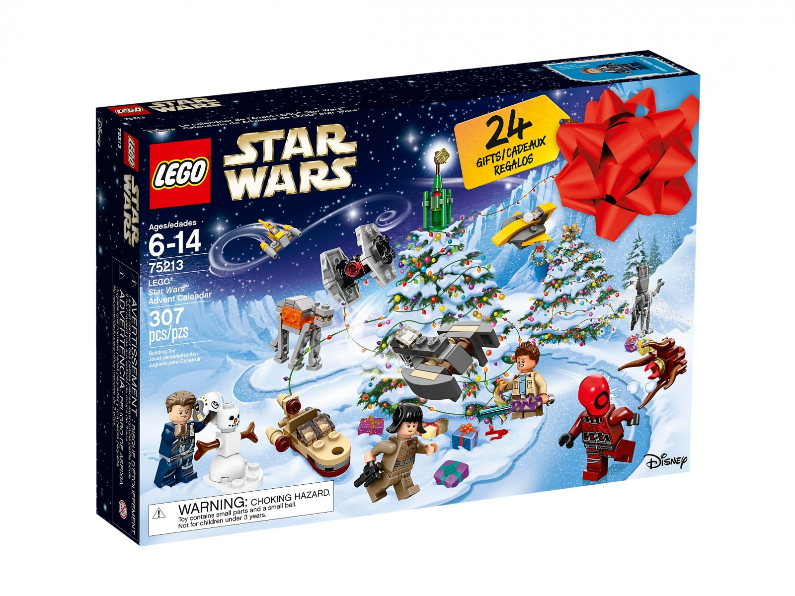 LEGO 75213 Star Wars™ Kalendarz adwentowy LEGO® Star Wars™