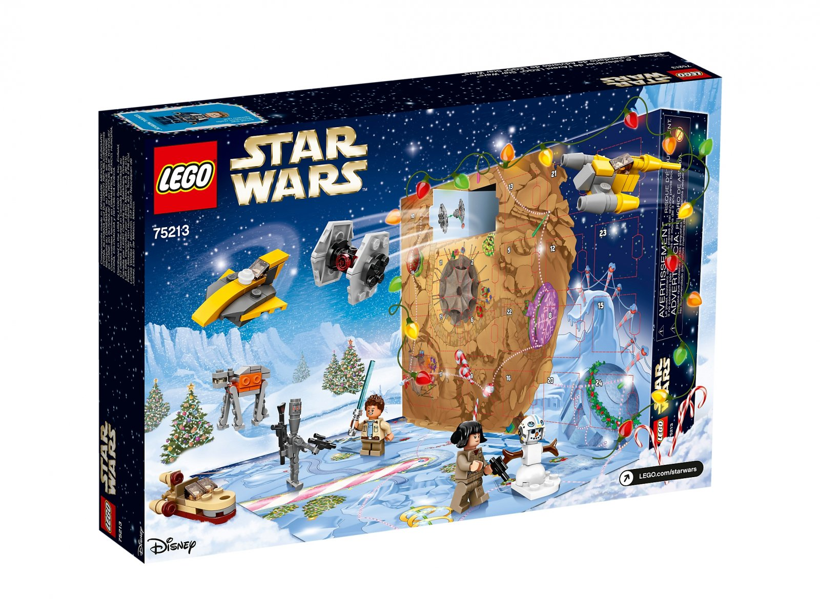 LEGO Star Wars™ 75213 Kalendarz adwentowy LEGO® Star Wars™