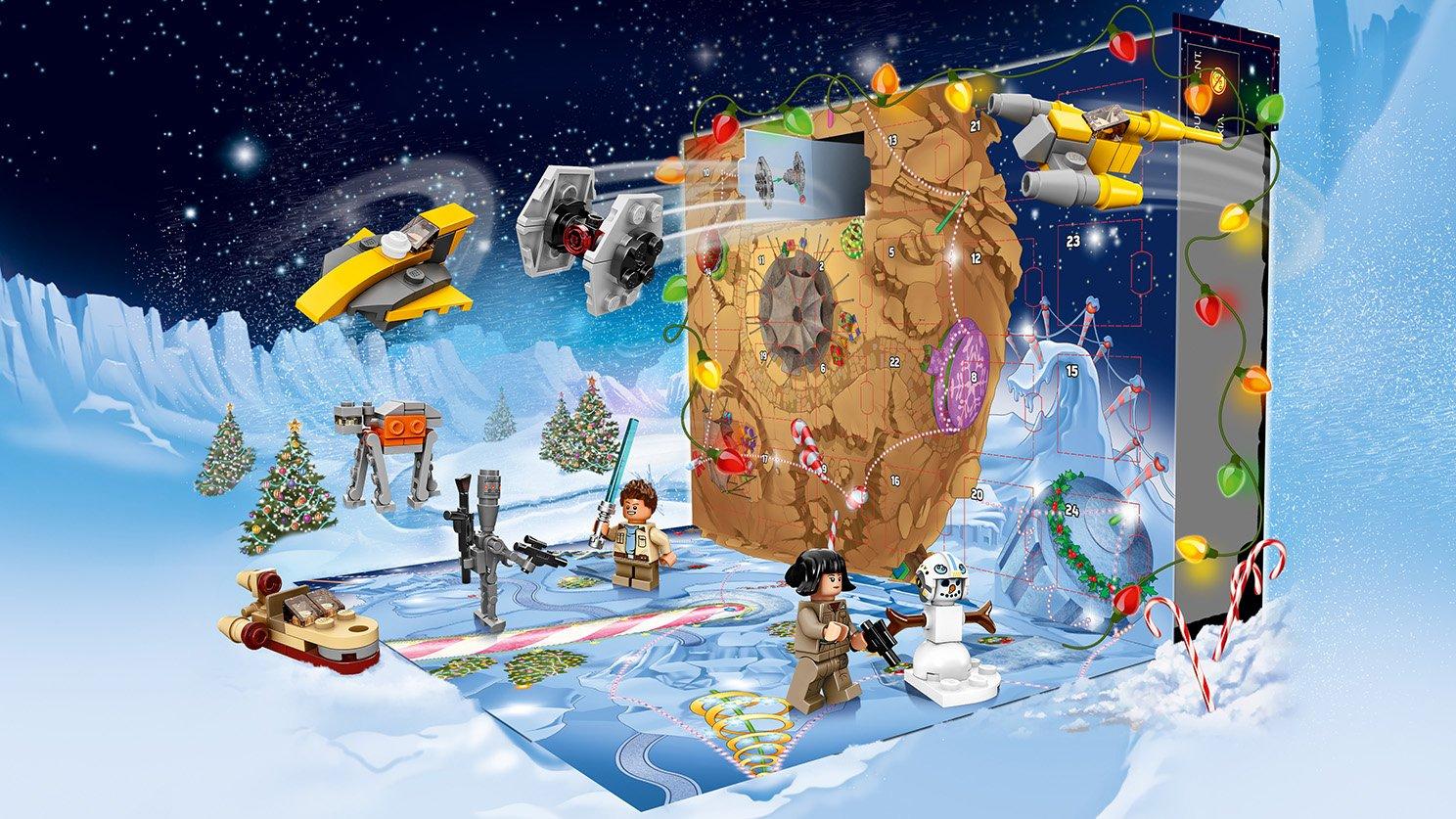 LEGO Star Wars™ Kalendarz adwentowy LEGO® Star Wars™