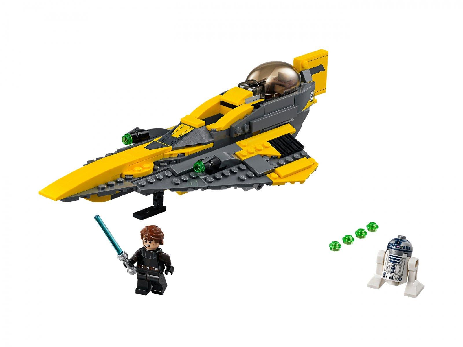 LEGO Star Wars™ Jedi Starfighter Anakina™ 75214