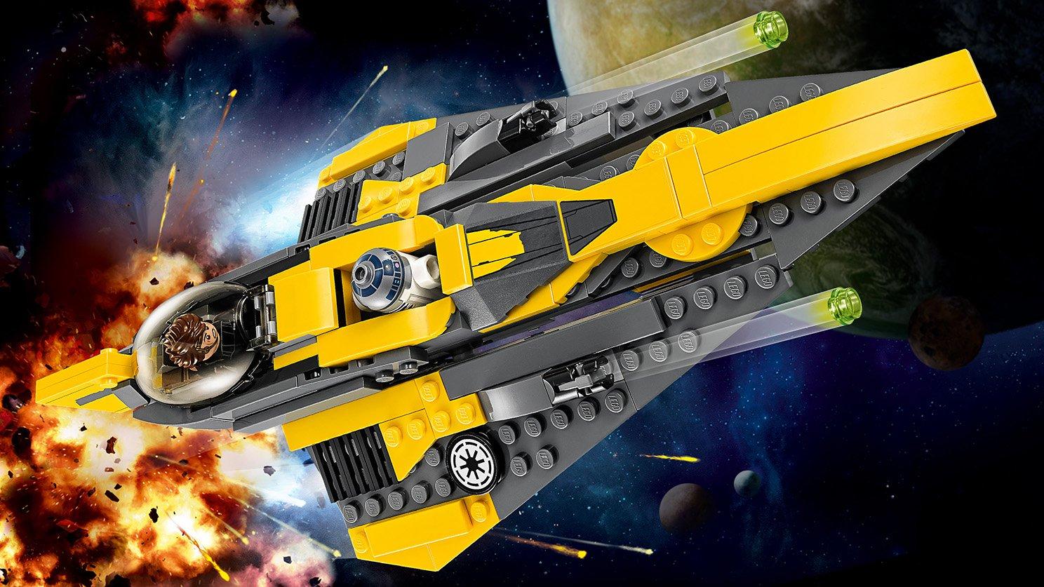 LEGO Star Wars™ Jedi Starfighter Anakina™