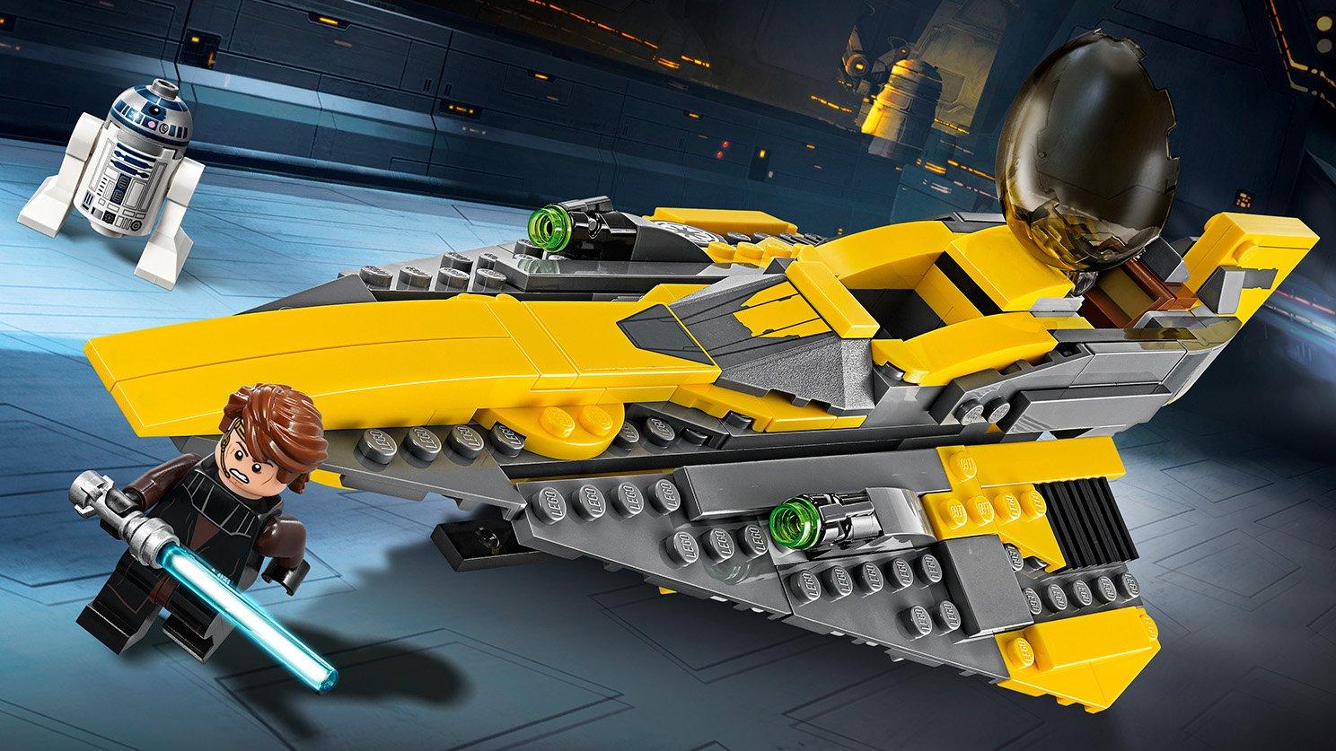 LEGO 75214 Jedi Starfighter Anakina™