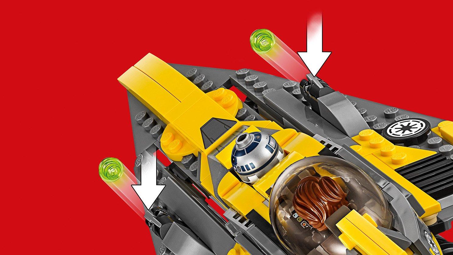 LEGO 75214 Star Wars™ Jedi Starfighter Anakina™