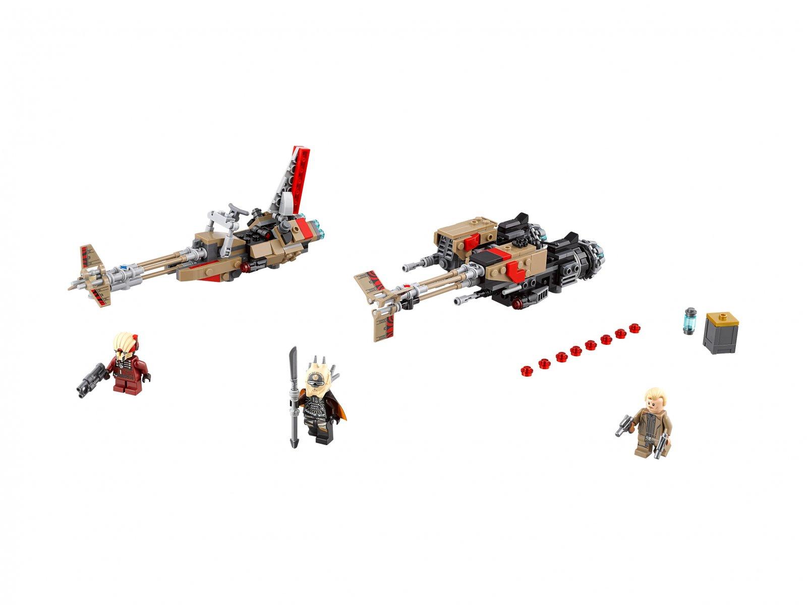 LEGO 75215 Skutery Jeźdźców Chmur™
