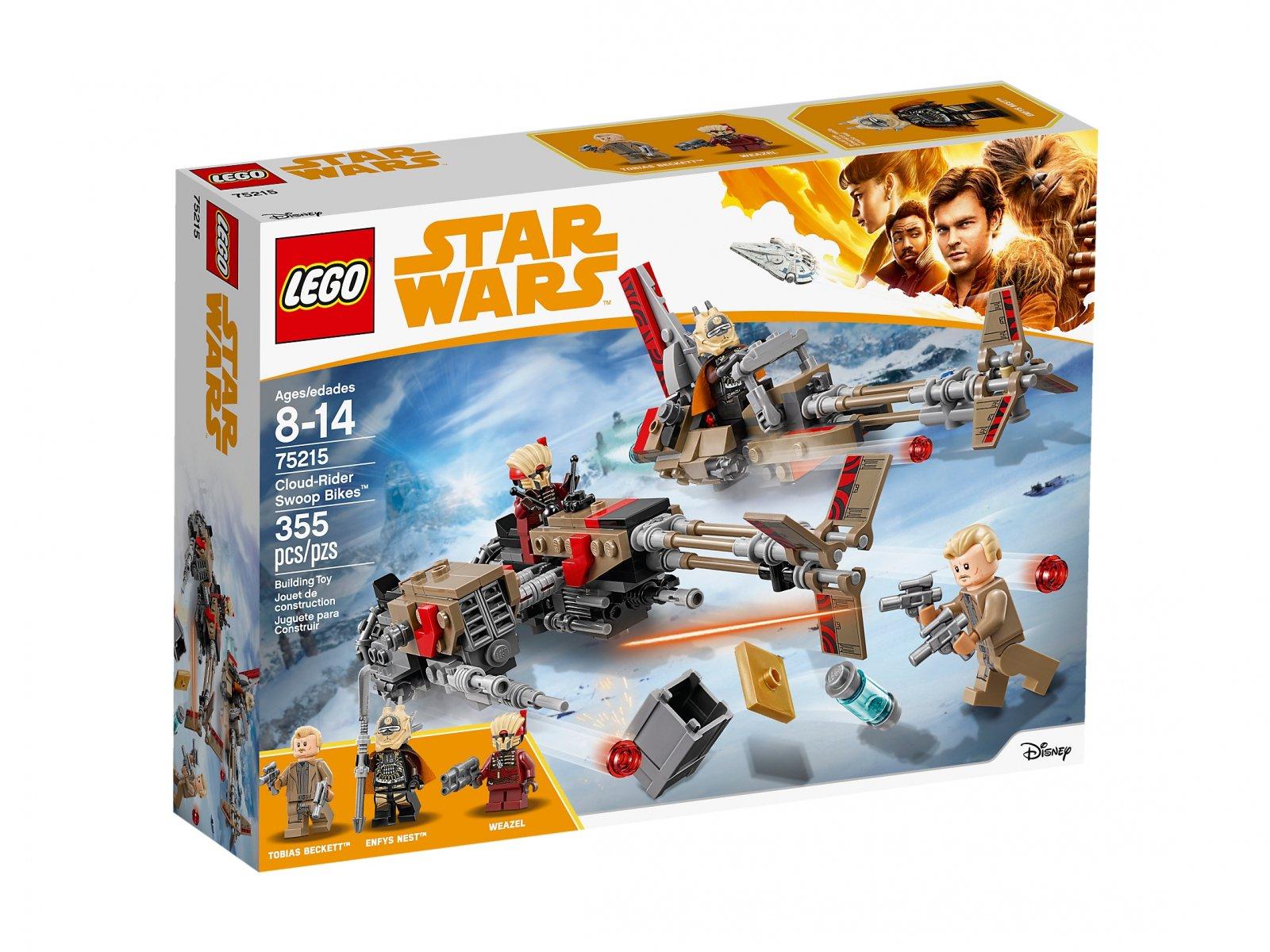 LEGO 75215 Star Wars™ Skutery Jeźdźców Chmur™