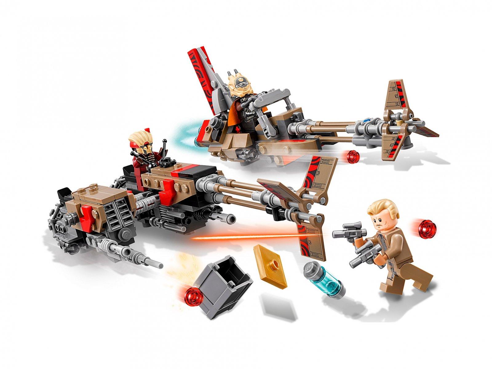 LEGO Star Wars™ 75215 Skutery Jeźdźców Chmur™